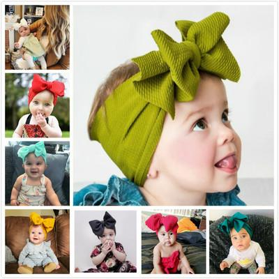 NEW Baby Big Bowknot Headband Hairband