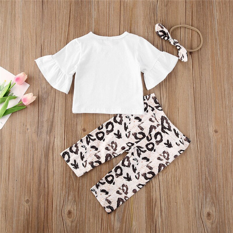 3-piece Baby Leopard Set