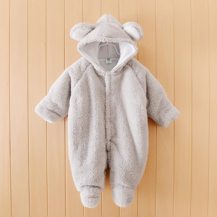Soft Bear Baby Romper Jumpsuit