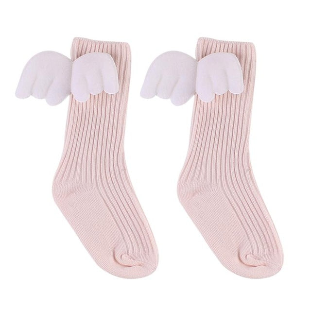 Baby Cute Wings Pattern Stocking