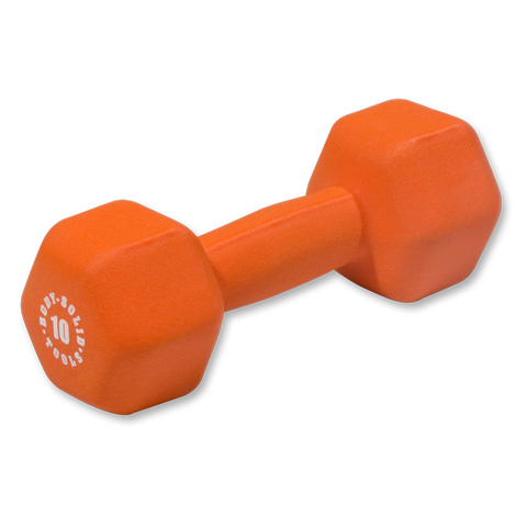 Body Solid Neoprene & Vinyl DUMBBELLS  IN STOCK