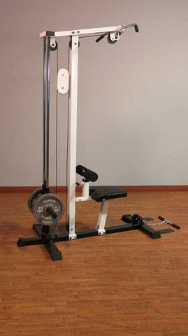 Competitor Lat Machine (Plate Loaded) Yukon CLM-150NS