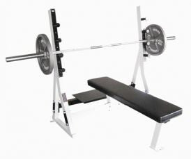 Lite Commercial Flat Olympic Bench COM-CFB Yukon