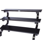 3-Tier Dumbbell Shelf Rack