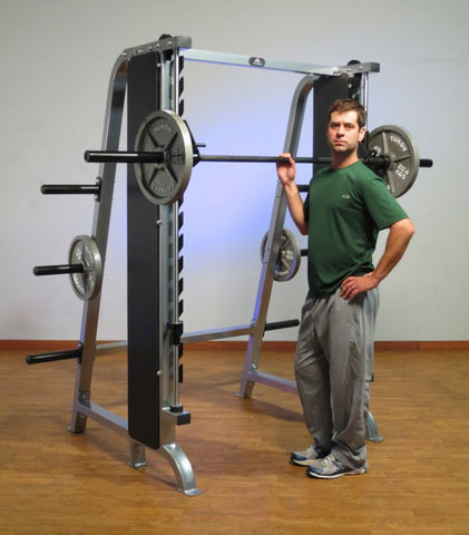 Counter Balanced Smith Machine Yukon CBS-150