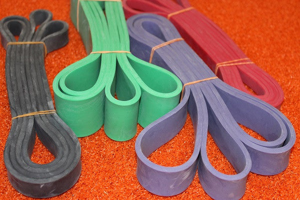 Training Strength Bands -  Layered