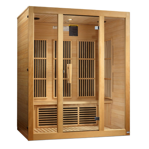 3 person  Infrared Sauna In Stock