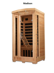 Infrared Saunas (Pick Up ) - come see our showroom model