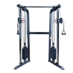 160lb dual Stack Body Solid Powerline Functional Trainer  in stock (pickup)