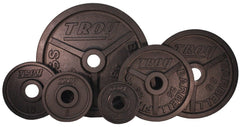 PRE-ORDER 300lb OLYMPIC Plate Set w/ 7ft bar - Troy (PICKUP)