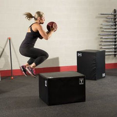 Soft-Sided Plyo Box 3 N 1 - 20 24 30 Body Solid