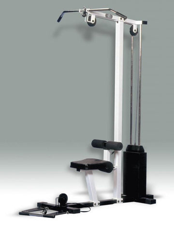 Competitor Lat Machine w/ 200 LB Weight Stack Yukon CLM-150