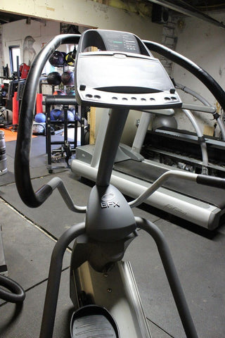Precor Commercial EFX 524i Rear Drive Cleaned and Serviced