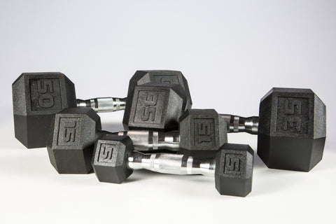 YORK PREMIUM PVC COATED DUMBBELLS IN STOCK