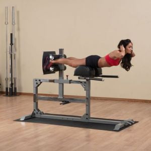 Body Solid Pro Clubline Glute Ham GHD SGH500 Developer