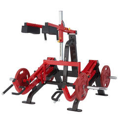 Squat / Lunge / Deadlift leverage machine by SteelFlex (pickup)