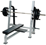 YORK® Commercial Olympic Flat Barbell Bench Press
