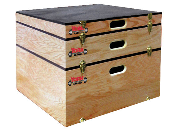 YORK® Plyo/Step-Up Boxes (stack)