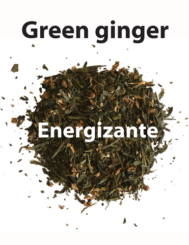 GREEN GINGER - Energizante