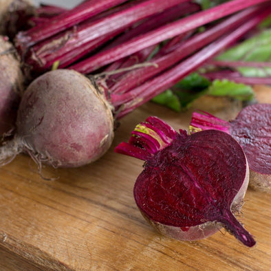 Beet Ruby Queen - (Beta Vulgaris Craca) Seeds