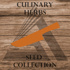 Culinary Herb Assortment - Seed Collection (15 Varieties) Assortment