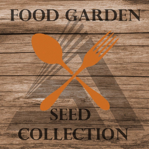 Heirloom Food Garden Assortment - Seed Collection (24 Varieties) Assortment