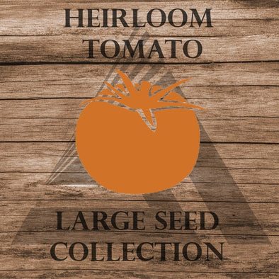 Heirloom Tomato Assortment - Large Seed Collection (40 Varieties) Assortment