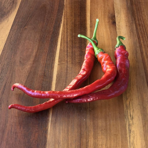 Pepper (Sweet) Mehmets Sweet Turkish - (Capsicum Annuum) Seeds