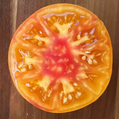 Tomato Big Rainbow - (Solanum Lycopersicum) Seeds