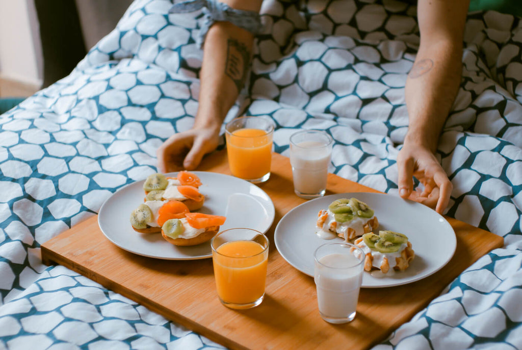 Our Favourite Breakfast in Bed Ideas