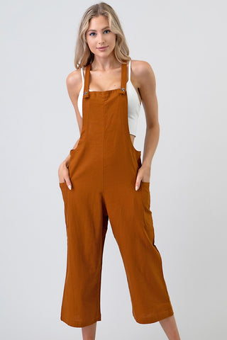 Rustic Root Overall - Shop Mondae