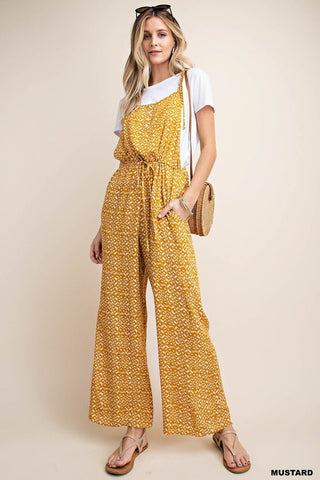 Bora Bora Honey Jumpsuit - Shop Mondae