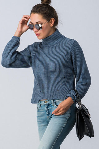 Luxe Sweater - Shop Mondae