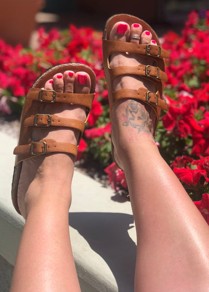 Lux Sandals - Shop Mondae