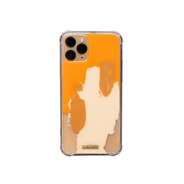 Copper Signature Strokes Case/Funda para iPhone/Samsung - Ana Tere Canales