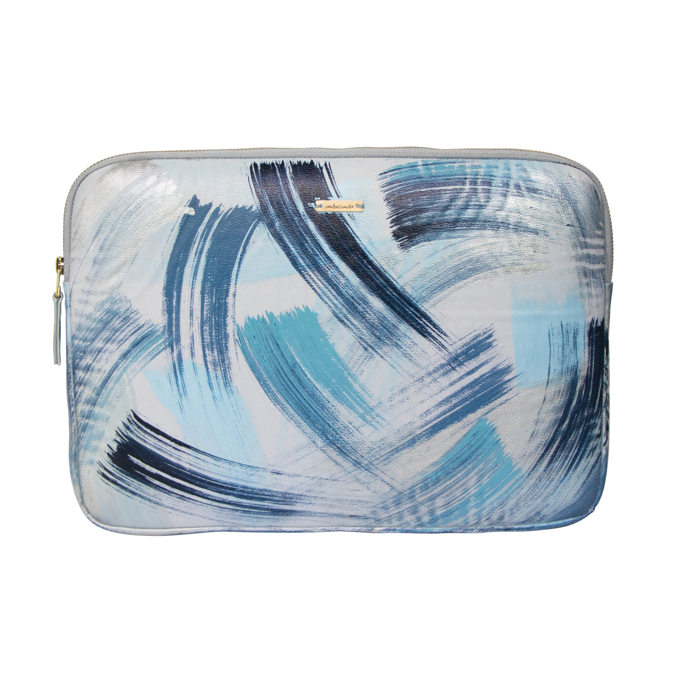 Glacial Ice Laptop Bag - Ana Tere Canales