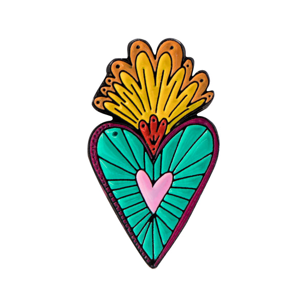 Mexican Love Pin