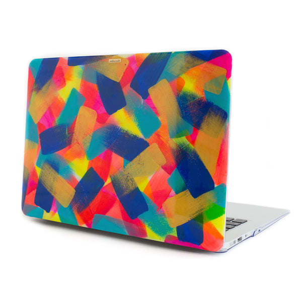 Nude Wonderstruck Macbook Case - Ana Tere Canales