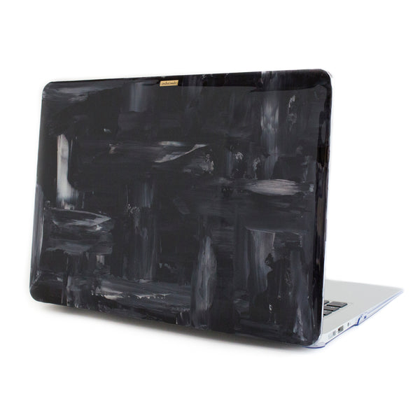 Classic Silver Rush Macbook Case para Macbook - Ana Tere Canales