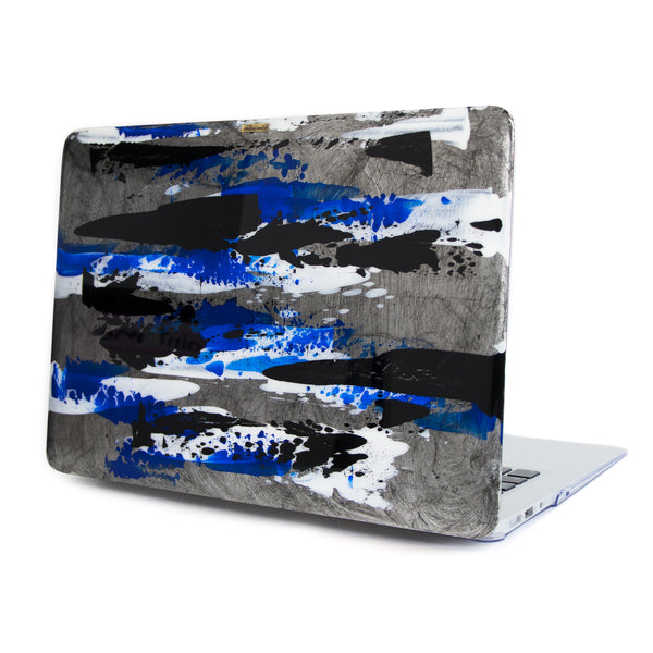 Blue Iron Silver Rush Macbook - Ana Tere Canales