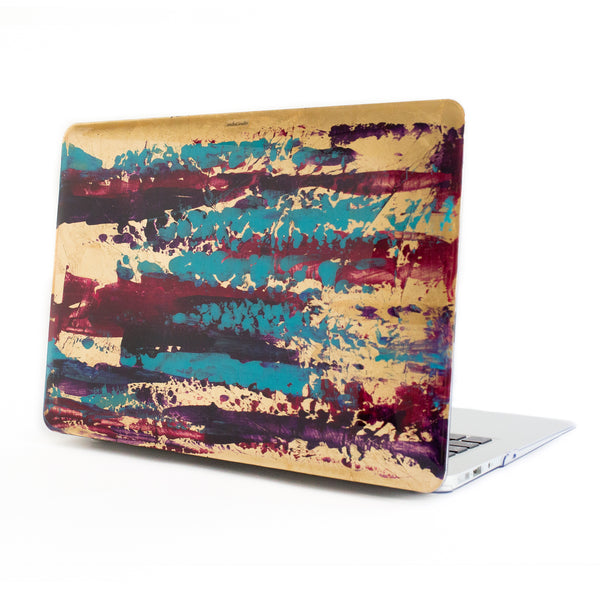 Classic Gold Rush Macbook - Ana Tere Canales