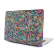 Flower Field Koru Macbook - Ana Tere Canales