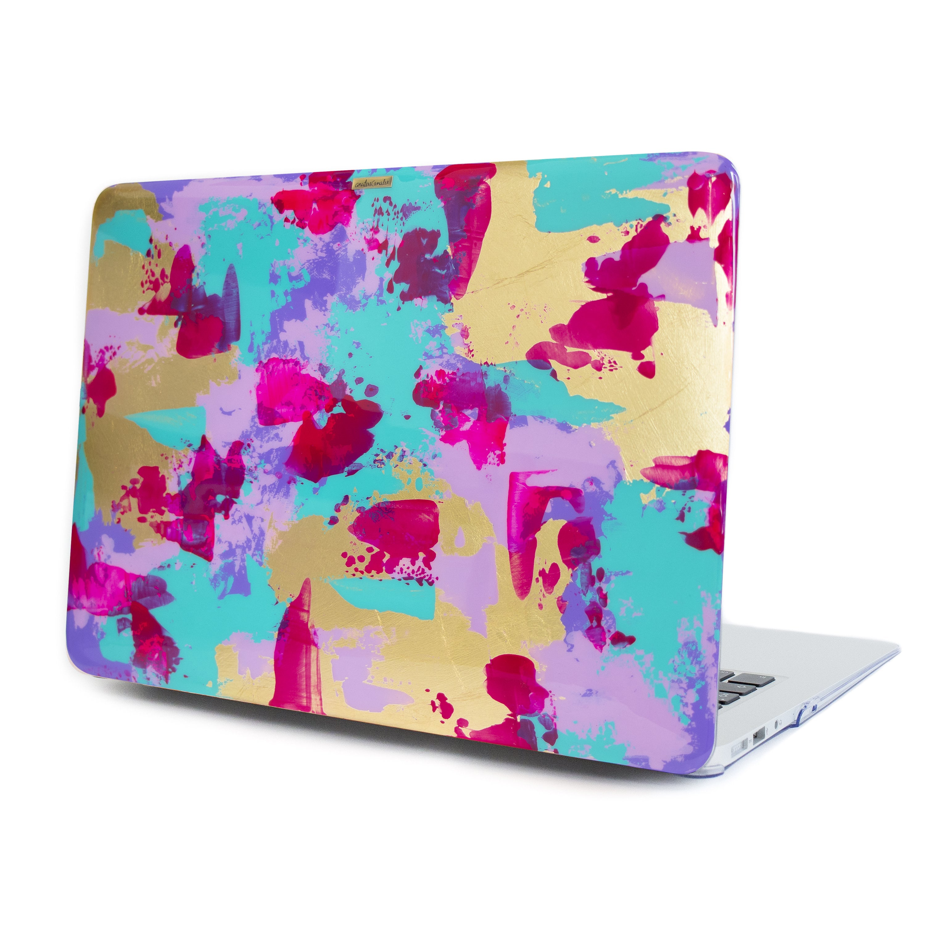 Lilac Opal Macbook - Ana Tere Canales