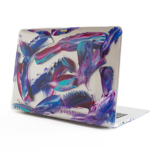 Paint Me Violet Macbook - Ana Tere Canales