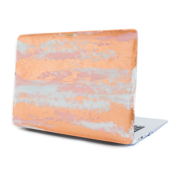 Petal Rose Gold Macbook
