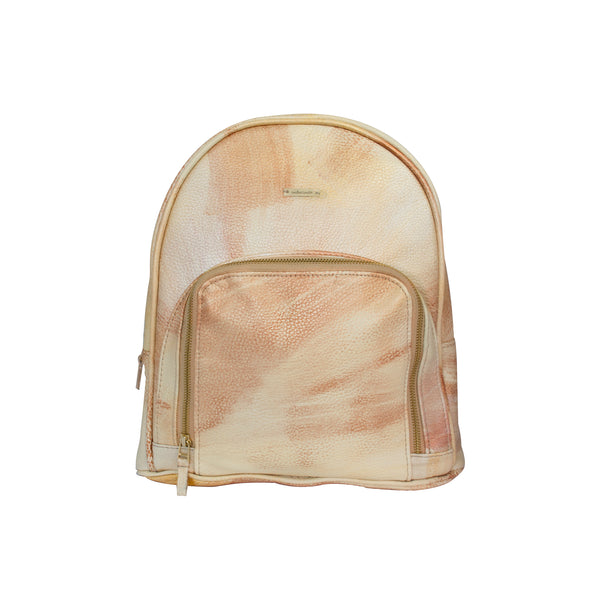 Golden Pearl Backpack - Ana Tere Canales