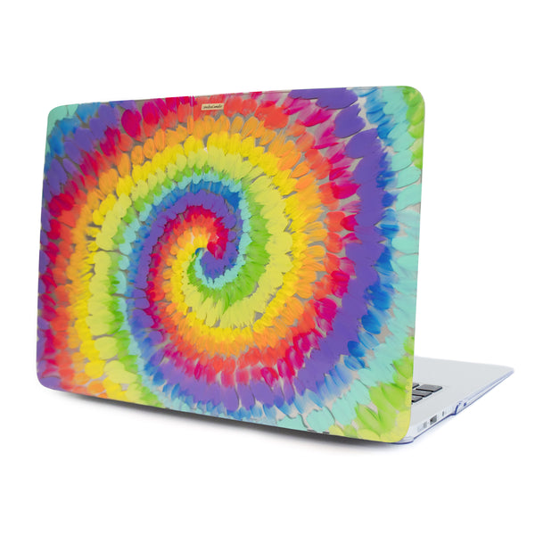 Tie Dye Macbook