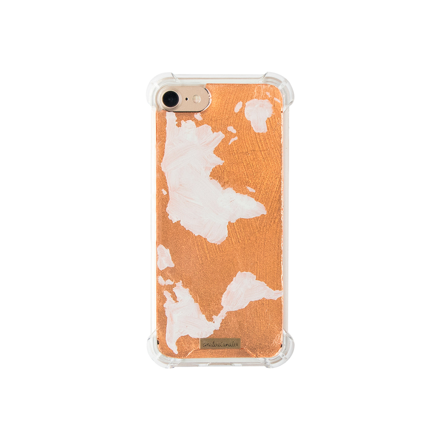 Wanderlust Rose White Case/Funda para iPhone/Samsung - Ana Tere Canales