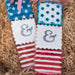 Stars & Stripes 3pc Stencil set - #popupready
