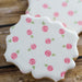 Scattered Mini Roses 3 piece Stencil Set